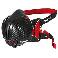 Trend Air Stealth Half Mask - Small/Medium APF20