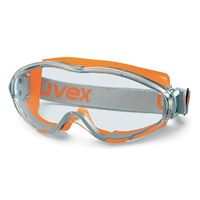 Uvex Ultrasonic Comfort Safety Goggles, clear lens