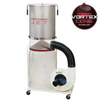 JET DC-1100CK Dust Collector with Fine Filter Cartridge - 230V