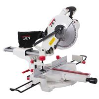 JET JSMS-10LM Slide Mitre Saw with Laser