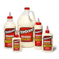 Titebond Original Wood Glue D2 - 237 ml, Plastic Bottle