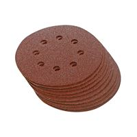 Sanding Hook & Loop Discs Punched 125 mm 10pcs - 60 grit