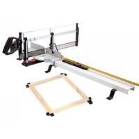 Mitre Saw ProMaster Picture Framing Kit - Proman Mitre Saw, X-act Framing ext., Framing Clamp