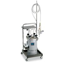 IGM 0165 Glue Feeder, Metered delivery for PVA, Stainless Steel, 12 kg