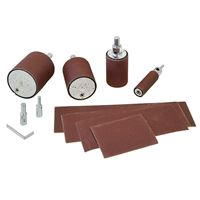 IGM Drum Sander Set 4pcs - D25mm, 53mm, 63,5mm, 75mm