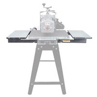 IGM LAGUNA 1632 Drum Sander Folding Infeed/Outfeed Tables