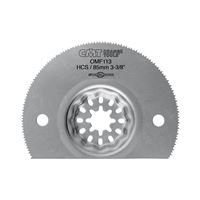 CMT Starlock Radial Saw Blade HCS for Soft Materials - 85 mm