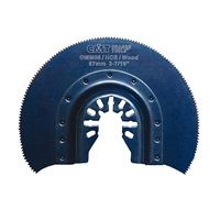 CMT Plunge and Flush Saw Blade HCS, for wood - 87 mm