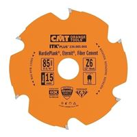 CMT Diamond Saw Blade for Ultra Hard Materials - D85x1,8 d15 Z6