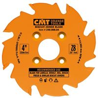 CMT Biscuit Joiner Blade - D100x3,96 d22 Z8 HW Alternate