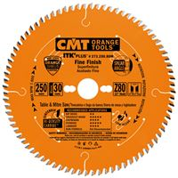 CMT ITK Ultra Thin-Kerf Fine Cut-off Saw Blade - D300x2,6 d30 Z96 HW