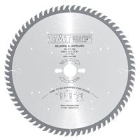 CMT XTreme  Saw Blade for Laminated and Chipboard - D250x3,2 d30 Z60 HW