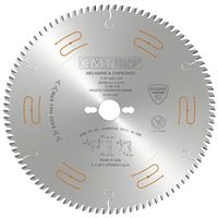 CMT CHROME Saw Blade for Laminated, Chipboard and MDF - D350x3,5 d30 Z108 HW