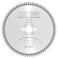CMT Industrial C283 Saw Blade for Laminated Boards without Scorer - D220x3,2 d30 Z64 HW