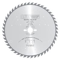 CMT Industrial Rip and Crosscut Saw Blade - D450x3,8 d30 Z54 HW Low Noise