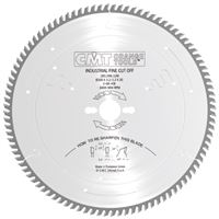 CMT Industrial Fine Finishing Saw Blade - D400x3,5 d30 Z96 HW