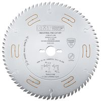 CMT CHROME Universal Saw Blade - D250x3,2 d30 Z40 HW Low Noise, Rip-Crosscuts