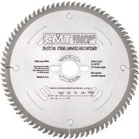 CMT Super XTreme Saw Blade for Laminated and Chipboard - D250x3,2 d30 Z78 HW