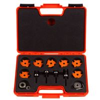 Slot Cutter Set with C923 Bearings