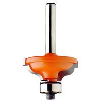 Ogee with Fillet Bit - R4,8-3,6 D34,2x13 S=8 HW