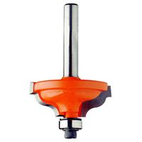 Ogee with Fillet Bit - R4,8-3,6 D34,2x13 S=12 HW