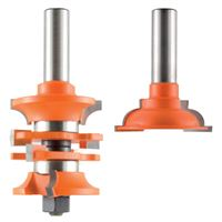 Router Bit Set for door 2pcs, S=12 mm