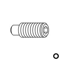 CMT Wedge Screw for C694 - M6x16