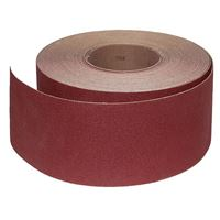 Abrasive Roll Cloth, backed 85 mm x 25 m antistatic - 120G