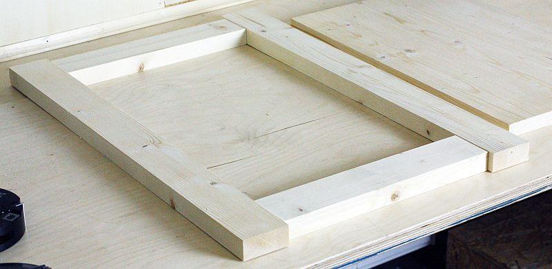 How To Build Kitchen Cabinet Doors Igm Tools Machinery