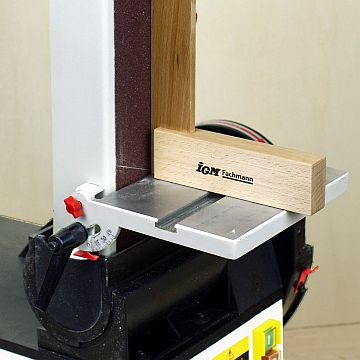 Belt and disc sander JET