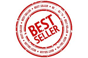 Bestsellers of the year 2017