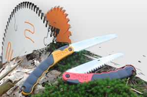 18/3/2020 - Saws for your garden and woodshop