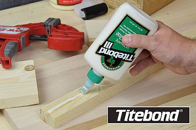 How to extend the life span of Titebond glue
