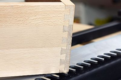 How to make Dovetail Joints with the IGM FD Jig